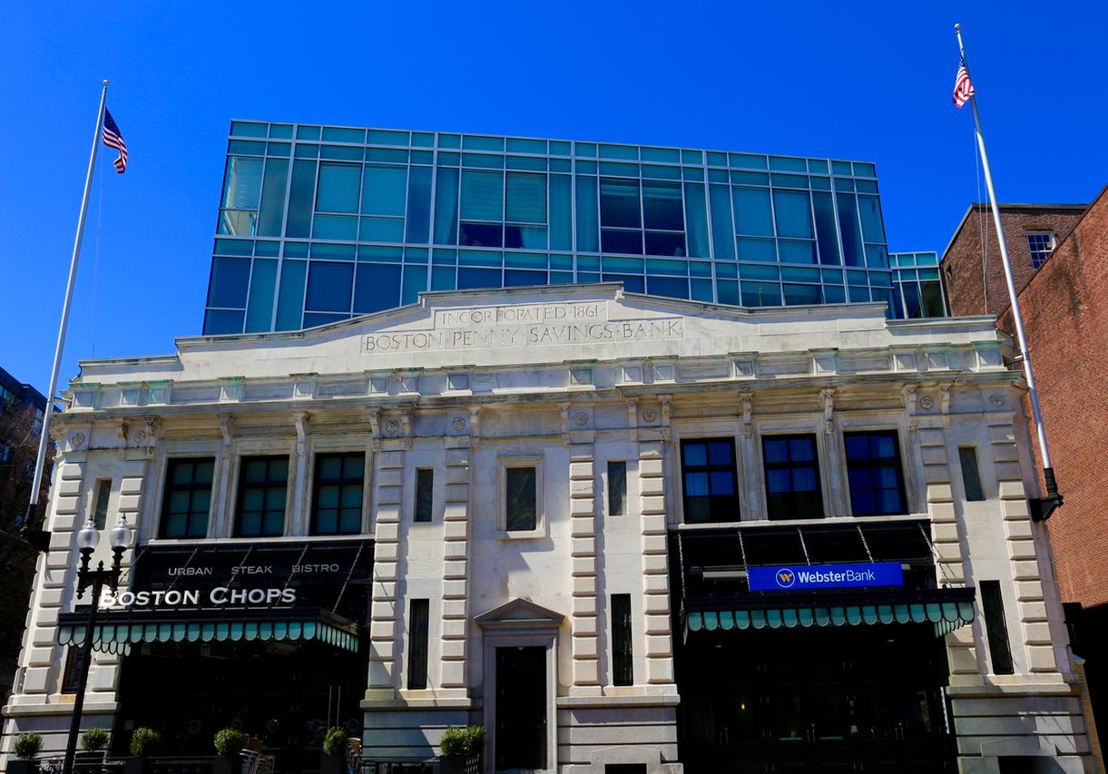 Penny Savings Bank Luxury Loft Condos In Boston 39 S South End