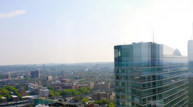 The W Boston Residences